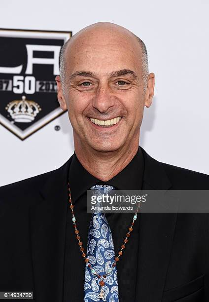 Actor David Marciano arrives at the 2016 Children's Hospital Los Angeles 'Once Upon a Time' Gala at the LA Live Event Deck on October 15 2016 in Los...