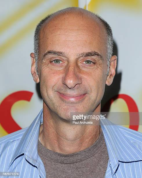 Actor David Marciano attends the Actors For Autism presenting Reach For The Stars honoring Joe Mantegna at Rockwell on October 2 2013 in Los Angeles...