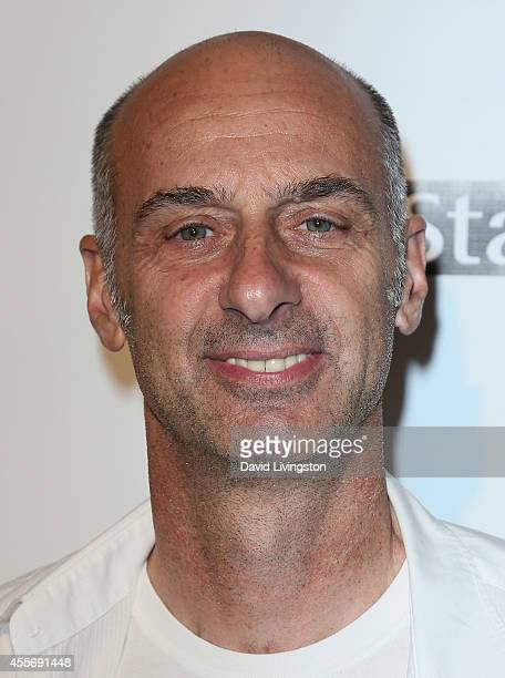 Actor David Marciano attends the Stars Get Lucky For Lupus 6th Annual Poker Tournament at Avalon on September 18 2014 in Hollywood California