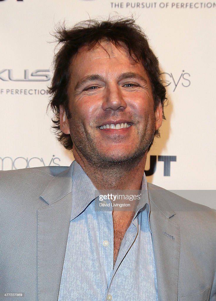 Actor David Millbern attends Out Magazine's Rock OUT event to kick off Los Angeles Fashion Week at Siren Studios on March 7, 2014 in Hollywood, California.