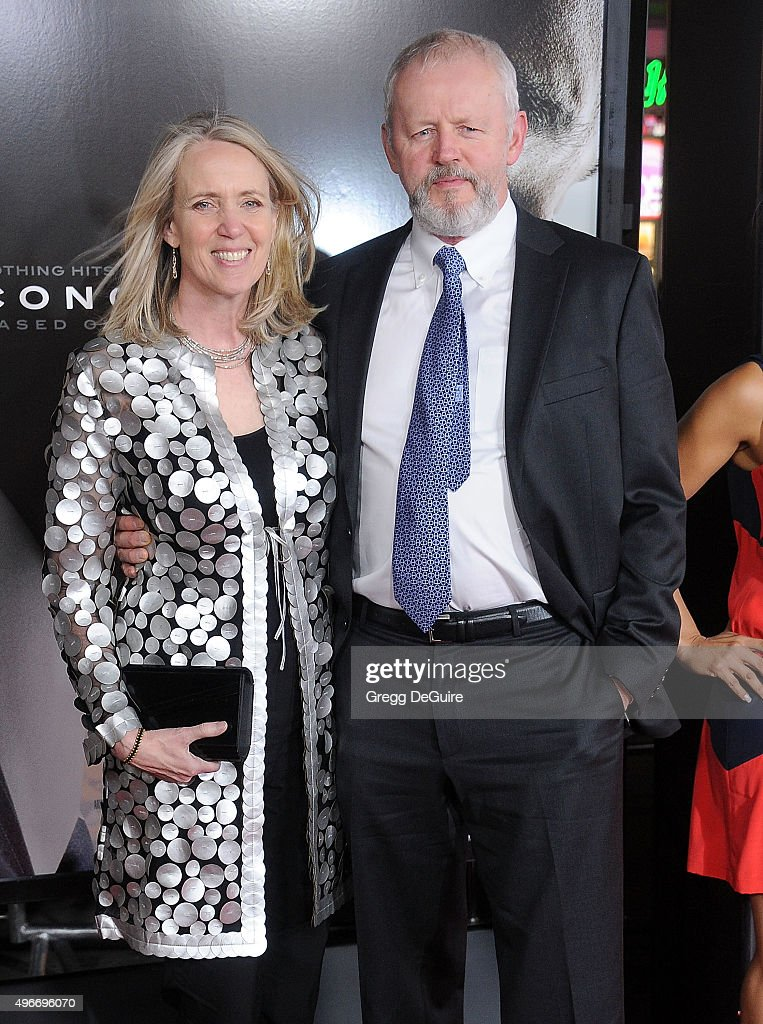 Actor David Morse and Susan Wheeler Duff arrive at the AFI FEST 2015 Presented By Audi Centerpiece Gala Premiere of Columbia Pictures' 'Concussion' at TCL Chinese Theatre on November 10, 2015 in Hollywood, California.