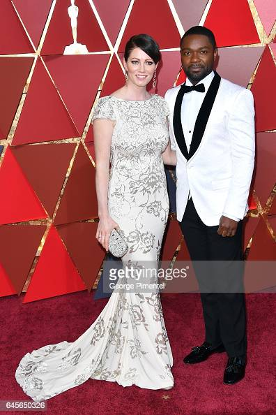 Actor David Oyelowo and producer Jessica Oyelowo the 89th Annual Academy Awards at Hollywood Highland Center on February 26 2017 in Hollywood...