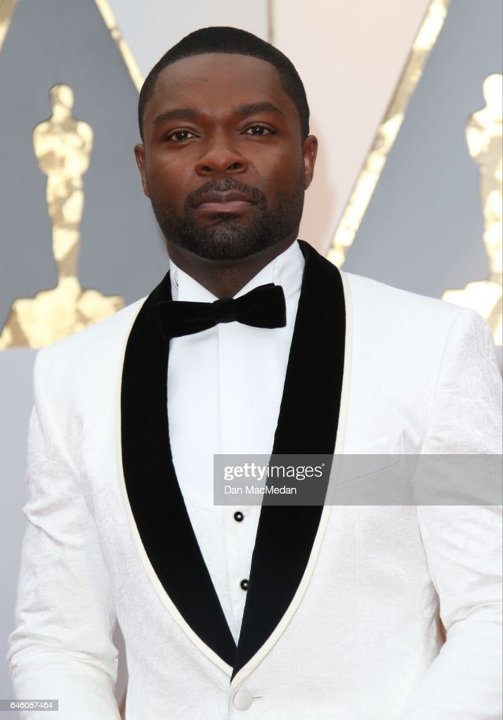 Actor David Oyelowo arrives at the 89th Annual Academy Awards at Hollywood & Highland Center on February 26, 2017 in Hollywood, California.