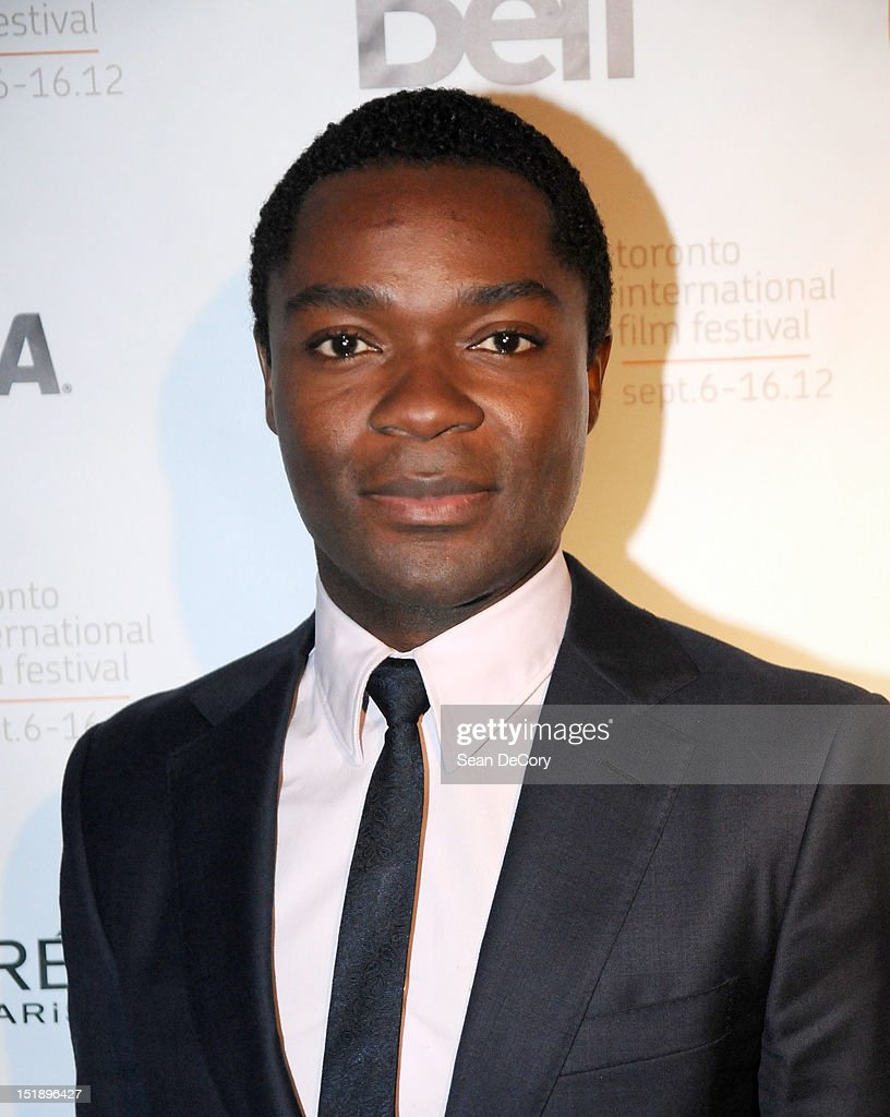 Actor David Oyelowo attends 'Middle Of Nowhere' premiere during the 2012 Toronto International Film Festival at the Scotiabank Theatre on September 12, 2012 in Toronto, Canada.