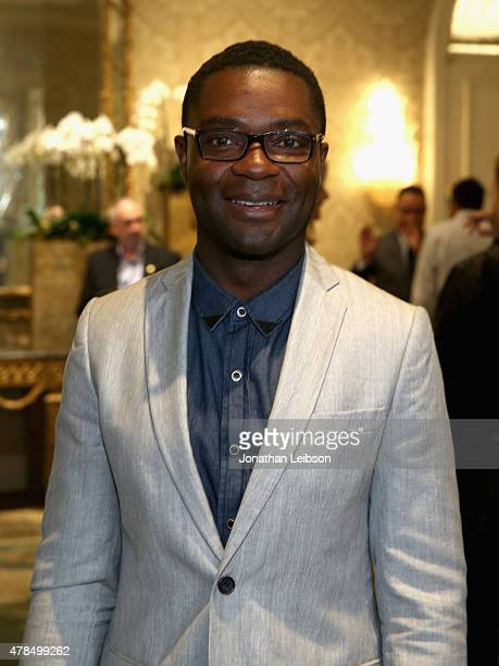 Actor David Oyelowo attends The 2015 PURPOSE The Family Entertainment FaithBased Summit presented by Variety on June 25 2015 in Los Angeles California
