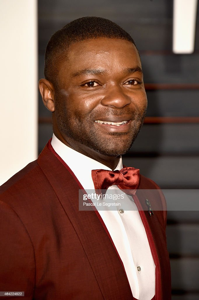 Actor <a gi-track='captionPersonalityLinkClicked' href=/galleries/search?phrase=David+Oyelowo&family=editorial&specificpeople=633075 ng-click='$event.stopPropagation()'>David Oyelowo</a> attends the 2015 Vanity Fair Oscar Party hosted by Graydon Carter at Wallis Annenberg Center for the Performing Arts on February 22, 2015 in Beverly Hills, California.