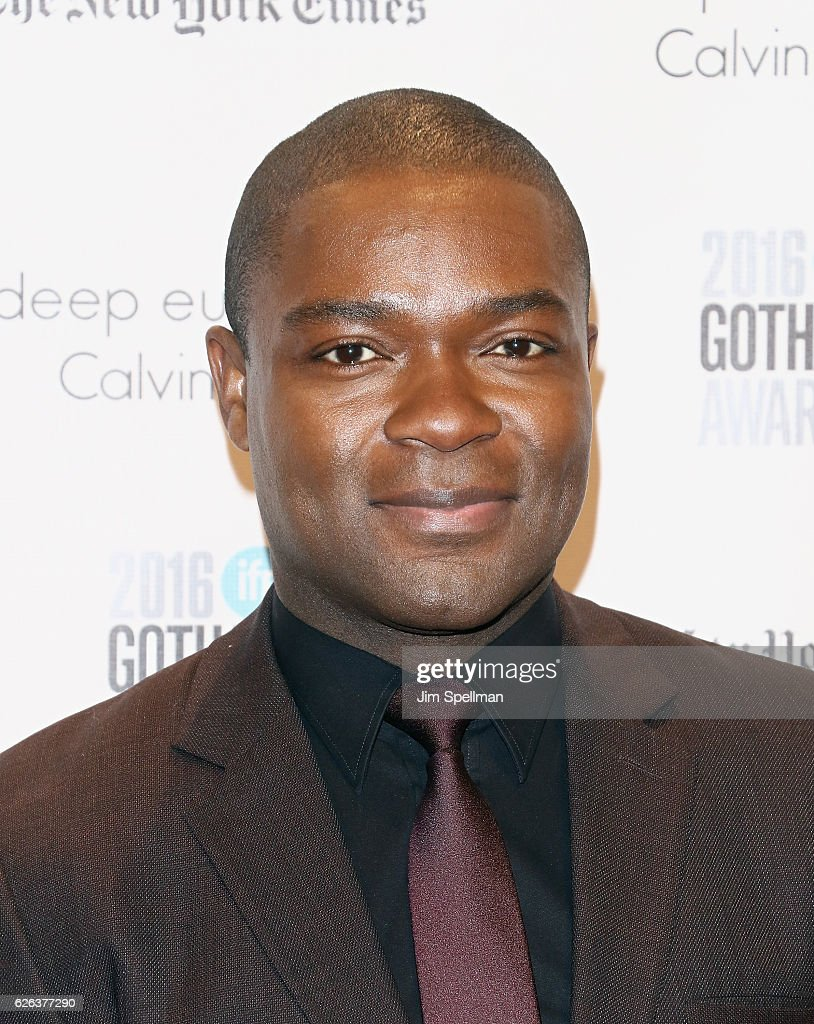 Actor David Oyelowo attends the 26th Annual Gotham Independent Film Awards at Cipriani Wall Street on November 28, 2016 in New York City.