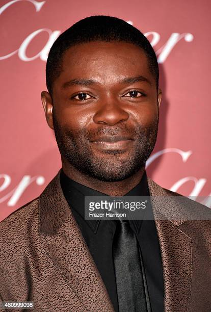 Actor David Oyelowo attends the 26th Annual Palm Springs International Film Festival Awards Gala at Parker Palm Springs on January 3 2015 in Palm...