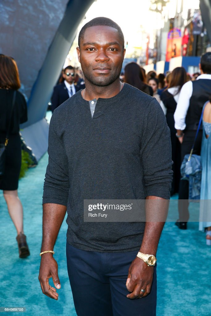 Actor David Oyelowo attends the premiere of Disney's 'Pirates Of The Caribbean: Dead Men Tell No Tales' at Dolby Theatre on May 18, 2017 in Hollywood, California.