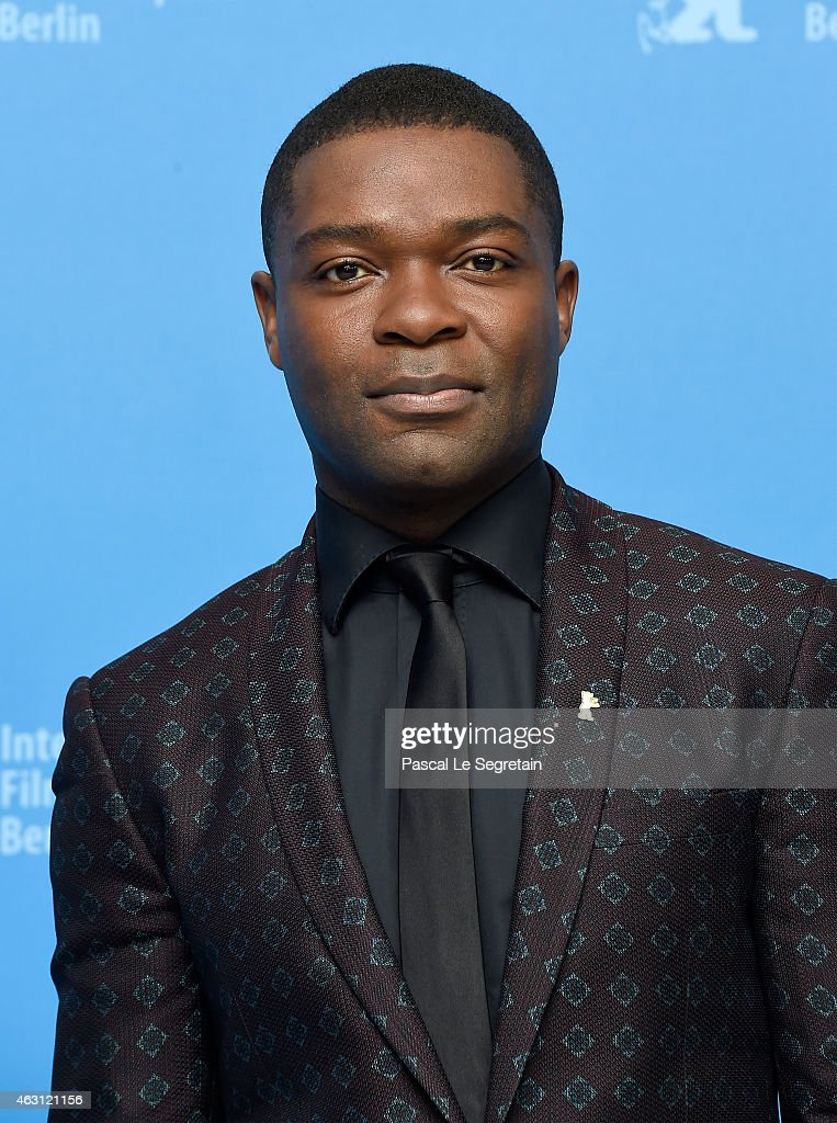 Actor <a gi-track='captionPersonalityLinkClicked' href=/galleries/search?phrase=David+Oyelowo&family=editorial&specificpeople=633075 ng-click='$event.stopPropagation()'>David Oyelowo</a> attends the 'Selma' photocall during the 65th Berlinale International Film Festival at Grand Hyatt Hotel on February 10, 2015 in Berlin, Germany.