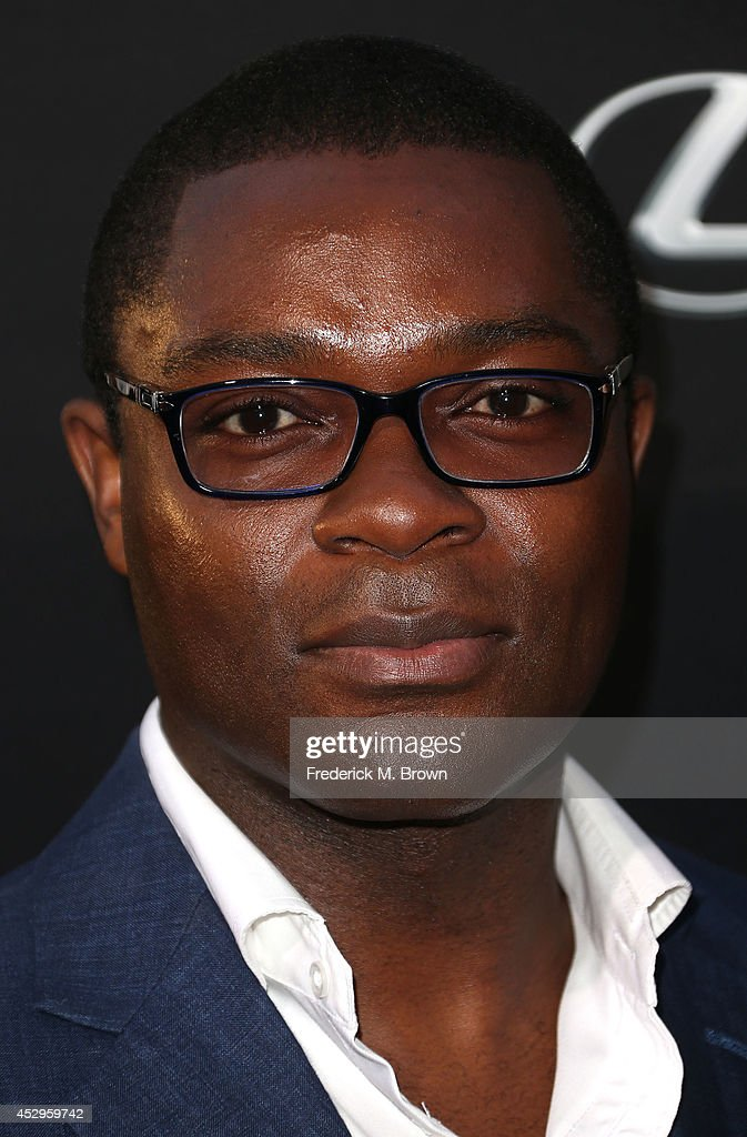 Actor <a gi-track='captionPersonalityLinkClicked' href=/galleries/search?phrase=David+Oyelowo&family=editorial&specificpeople=633075 ng-click='$event.stopPropagation()'>David Oyelowo</a> attends The Weinstein Company and Lexus Presents Lexus Short Films at the Regal Cinemas L.A. Live on July 30, 2014 in Los Angeles, California.