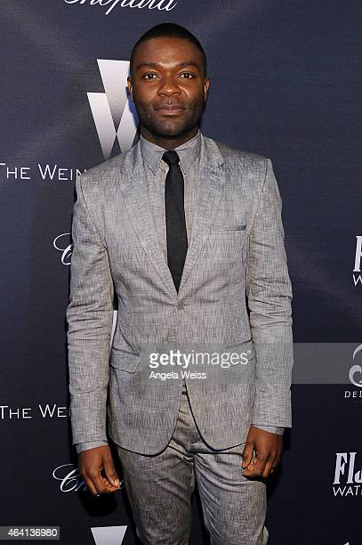 Actor David Oyelowo attends The Weinstein Company's Academy Awards Nominees Dinner in partnership with Chopard DeLeon Tequila FIJI Water and MAC...