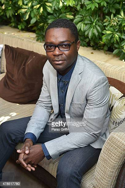 Actor David Oyelowo attends Variety Purpose Summit 2015 at Four Seasons Hotel Los Angeles at Beverly Hills on June 25 2015 in Los Angeles California