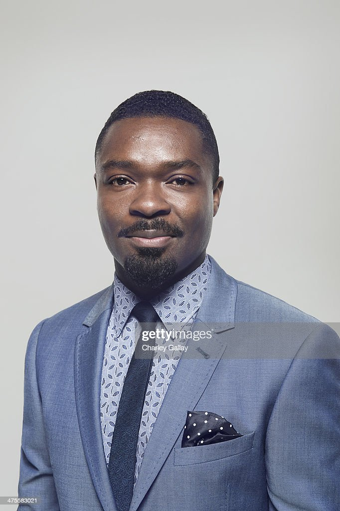 Actor David Oyelowo is photographed for Self Assignment on February 22, 2014 in Los Angeles, California.