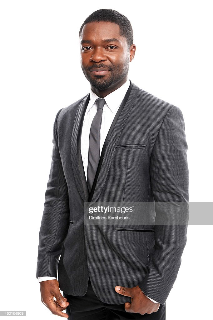 Actor <a gi-track='captionPersonalityLinkClicked' href=/galleries/search?phrase=David+Oyelowo&family=editorial&specificpeople=633075 ng-click='$event.stopPropagation()'>David Oyelowo</a> poses for a portrait during the 19th Annual Critics' Choice Movie Awards at Barker Hangar on January 16, 2014 in Santa Monica, California.