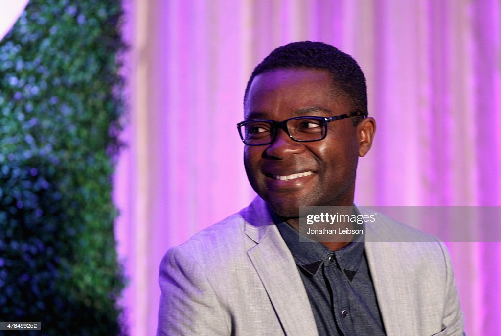 Actor <a gi-track='captionPersonalityLinkClicked' href=/galleries/search?phrase=David+Oyelowo&family=editorial&specificpeople=633075 ng-click='$event.stopPropagation()'>David Oyelowo</a> speaks onstage during The 2015