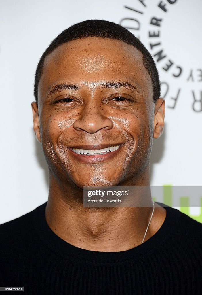 Actor David Ramsey arrives at the 30th Annual PaleyFest: The William S. Paley Television Festival featuring 'Arrow' at the Saban Theatre on March 9, 2013 in Beverly Hills, California.