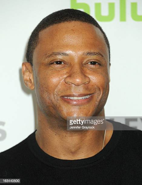 Actor David Ramsey attends the 30th Annual PaleyFest The William S Paley Television Festival Honors Arrow held at Saban Theatre on March 9 2013 in...