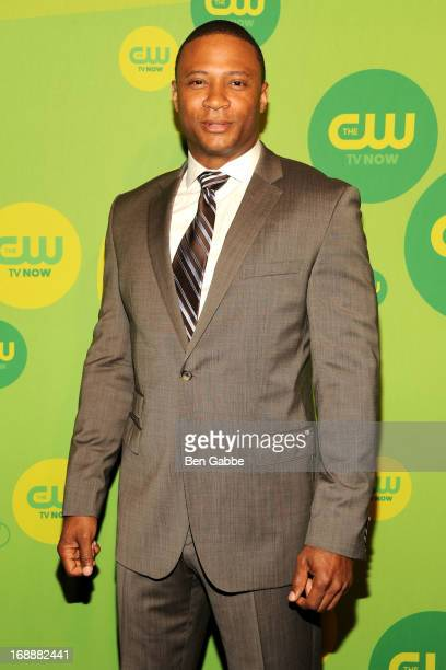 Actor David Ramsey attends The CW Network's New York 2013 Upfront Presentation at The London Hotel on May 16 2013 in New York City