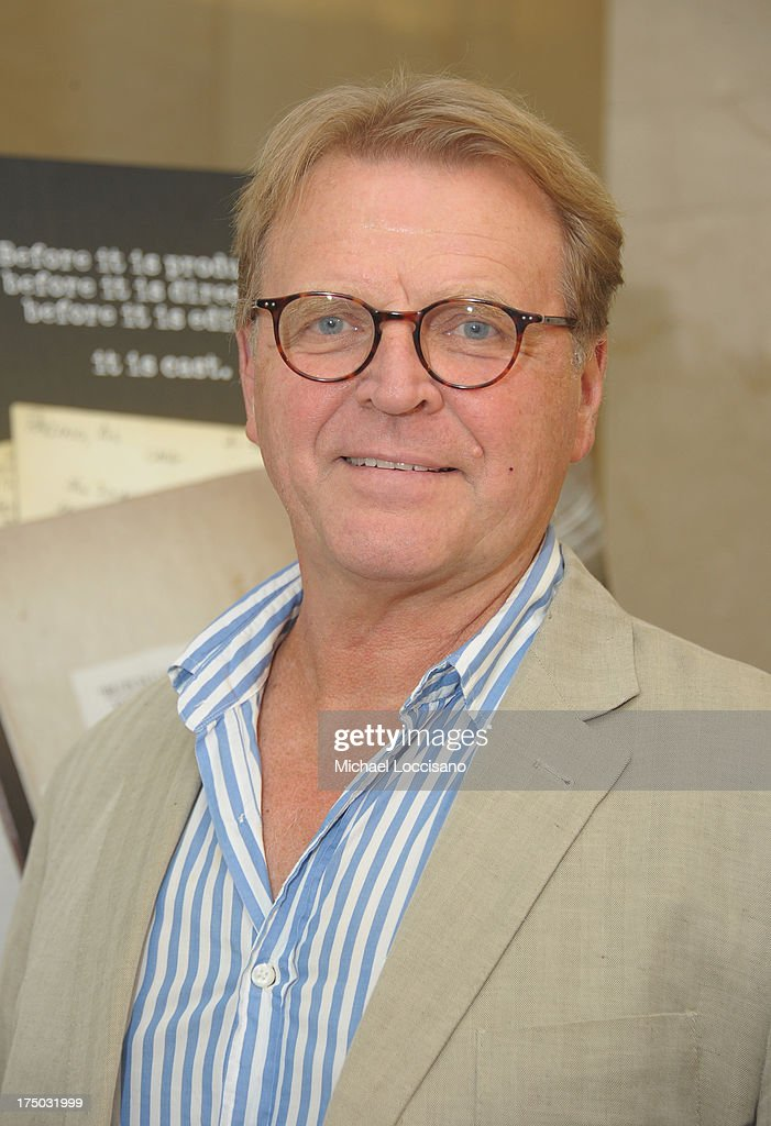Actor <a gi-track='captionPersonalityLinkClicked' href=/galleries/search?phrase=David+Rasche&family=editorial&specificpeople=234575 ng-click='$event.stopPropagation()'>David Rasche</a> attends the New York Premiere of HBO Documentary 'Casting By' at HBO Theater on July 29, 2013 in New York City.