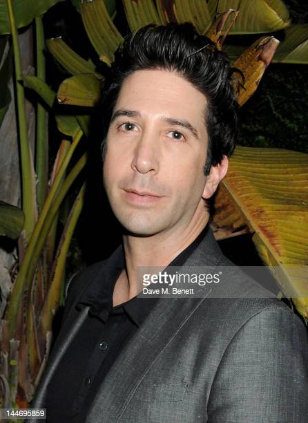 Actor David Schwimmer attends as The IFP Calvin Klein Collection euphoria Calvin Klein celebrate Women In Film during the 65th Cannes Film Festival...