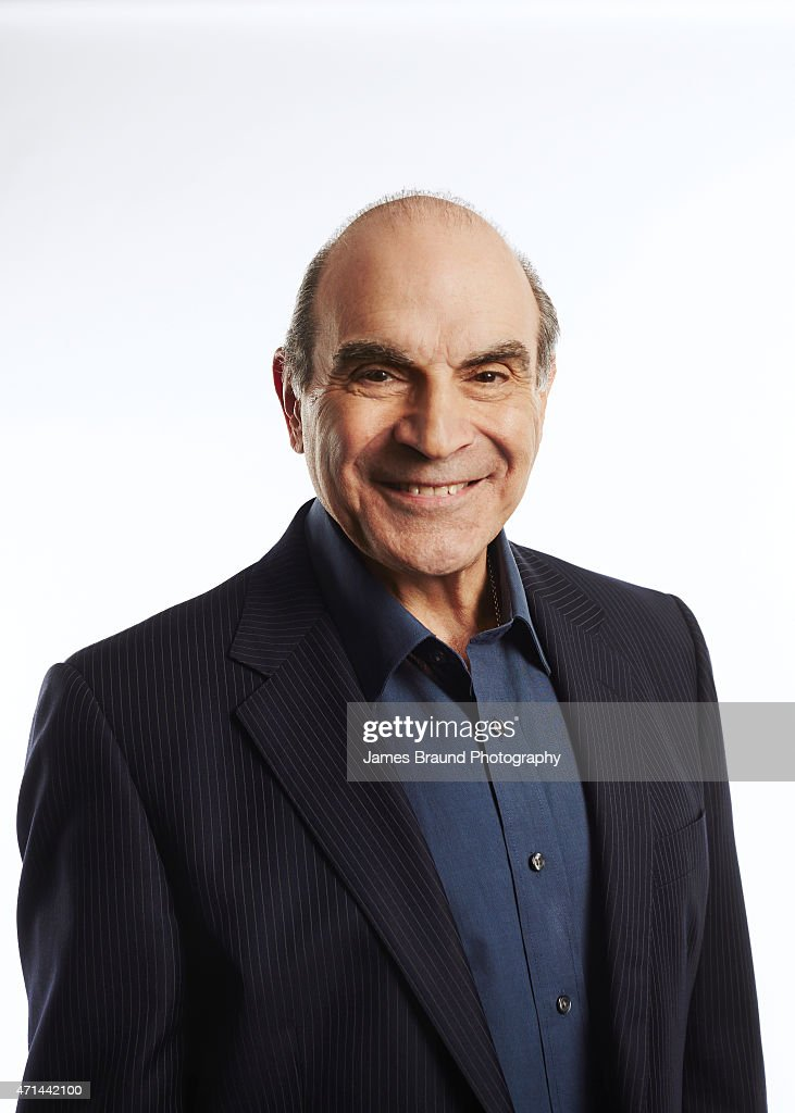 David Suchet, New York Times Magazine, September 21, 2014