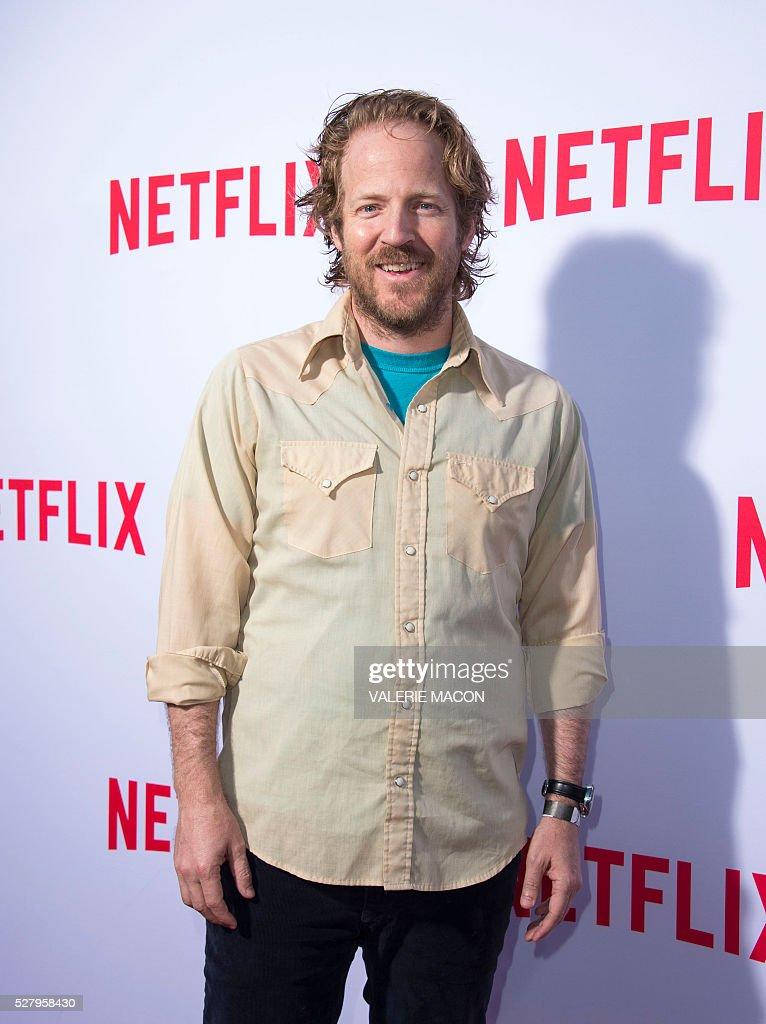 Actor David Sullivan attends Netflix's Marvel's Jessica Jones Screening and Q&A at Paramount Studios, in Los Angeles, California, on May 3, 2016. / AFP / VALERIE