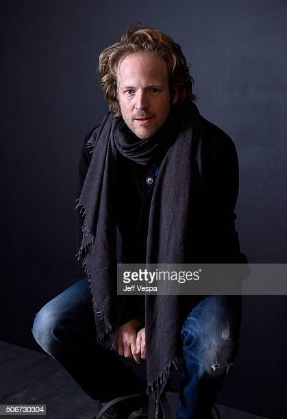 Actor David Sullivan from the film 'Mad' poses for a portrait during the WireImage Portrait Studio hosted by Eddie Bauer at Village at The Lift on...
