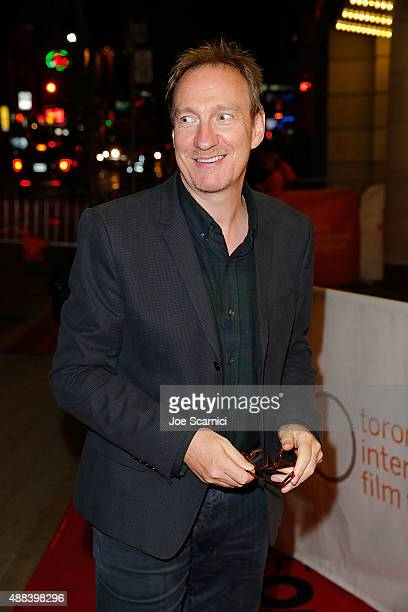 Actor David Thewlis attends the 'Anomalisa' photo call during the 2015 Toronto International Film Festival at Princess of Wales Theatre on September...
