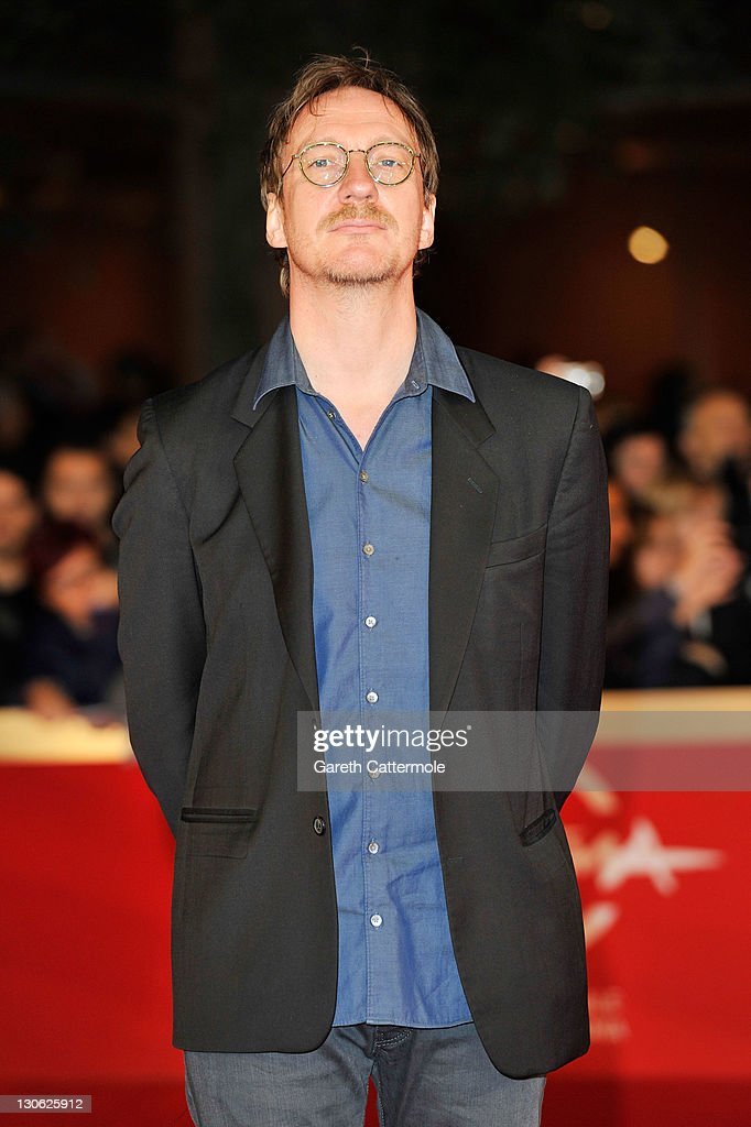 Actor David Thewlis attends the 'The Lady' Premiere and Opening Ceremony during 6th International Rome Film Festival on October 27 2011 in Rome Italy