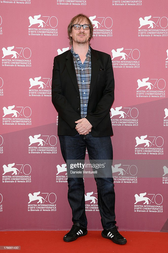 Actor <a gi-track='captionPersonalityLinkClicked' href=/galleries/search?phrase=David+Thewlis&family=editorial&specificpeople=213624 ng-click='$event.stopPropagation()'>David Thewlis</a> attends 'The Zero Theorem' Photocall during the 70th Venice International Film Festival at Palazzo del Casino on September 2, 2013 in Venice, Italy.