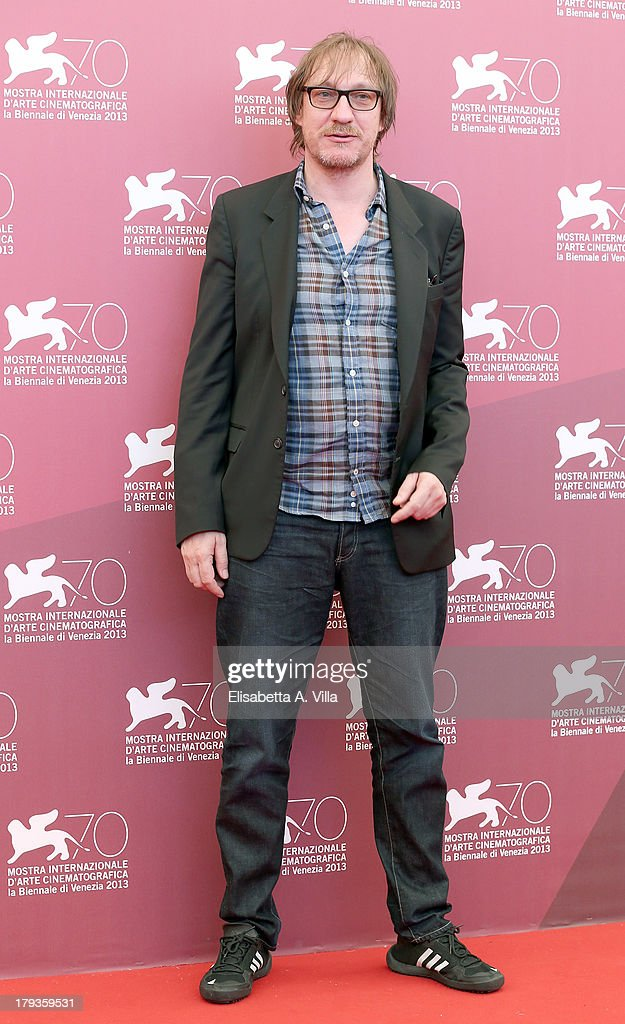 Actor David Thewlis attends 'The Zero Theorem' Photocall during the 70th Venice International Film Festival at the Palazzo del Casino on September 2, 2013 in Venice, Italy.