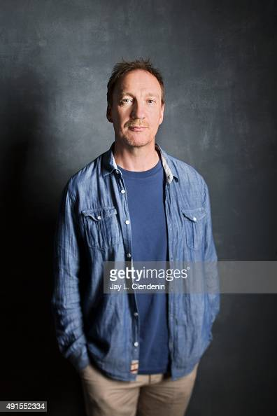 Actor David Thewlis of 'Anomalisa' is photographed for Los Angeles Times on September 25 2015 in Toronto Ontario PUBLISHED IMAGE CREDIT MUST READ Jay...