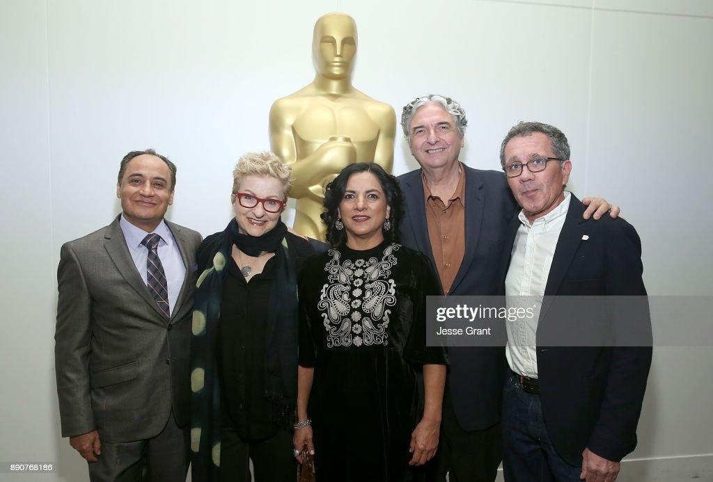 """The Academy Presents A Screening Of """"El Norte"""" - Arrivals"""