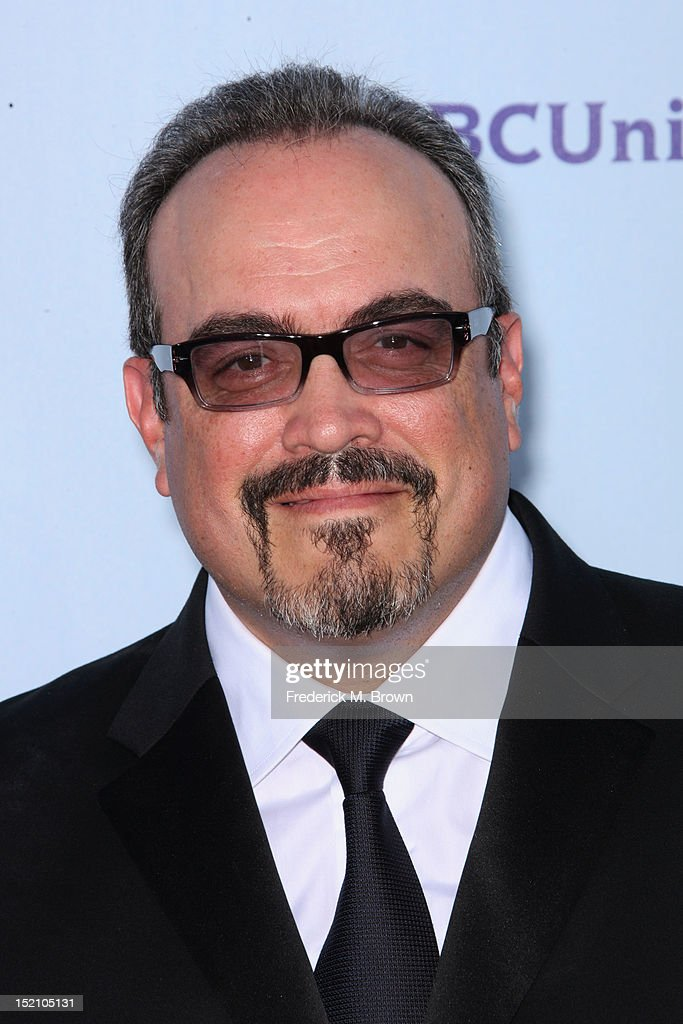 Actor David Zayas arrives at the 2012 NCLR ALMA Awards at Pasadena Civic Auditorium on September 16, 2012 in Pasadena, California.