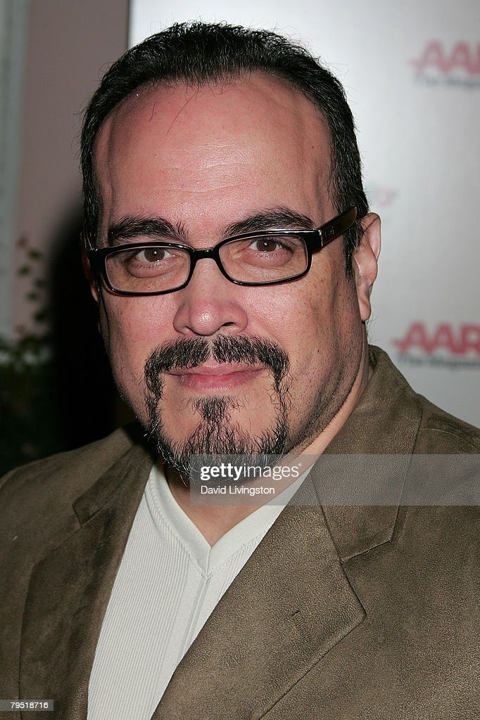 Actor David Zayas attends AARP The Magazine's seventh annual Movies for Grownups Awards at the Hotel Bel Air February 4, 2008 in Los Angeles, California.