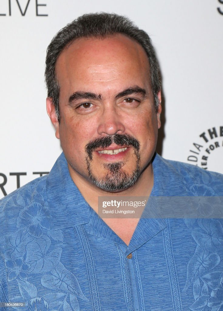 Actor <a gi-track='captionPersonalityLinkClicked' href=/galleries/search?phrase=David+Zayas&family=editorial&specificpeople=549697 ng-click='$event.stopPropagation()'>David Zayas</a> attends PaleyFestPreviews: Fall TV - Fall Farewell: 'Dexter' at The Paley Center for Media on September 12, 2013 in Beverly Hills, California.