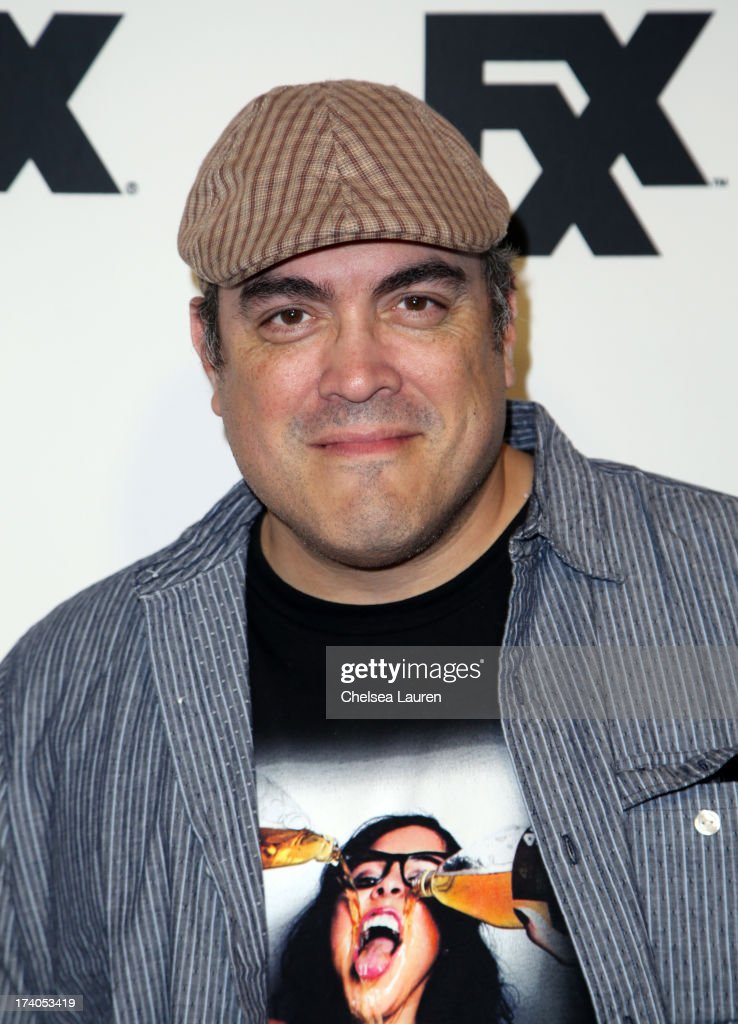 Actor <a gi-track='captionPersonalityLinkClicked' href=/galleries/search?phrase=David+Zayas&family=editorial&specificpeople=549697 ng-click='$event.stopPropagation()'>David Zayas</a> attends the Maxim, FX and Home Entertainment Comic-Con Party on July 19, 2013 in San Diego, California.