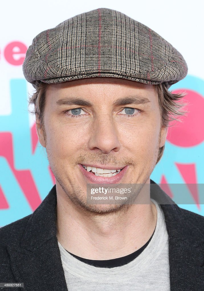 Actor <a gi-track='captionPersonalityLinkClicked' href=/galleries/search?phrase=Dax+Shepard&family=editorial&specificpeople=810830 ng-click='$event.stopPropagation()'>Dax Shepard</a> attends the 2013 HALO Awards at the Hollywood Palladium on November 17, 2013 in Hollywood, California.