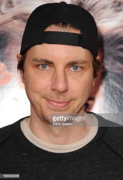 Actor Dax Shepard attends 'The Incredible Burt Wonderstone' Los Angeles Premiere at TCL Chinese Theatre on March 11 2013 in Hollywood California