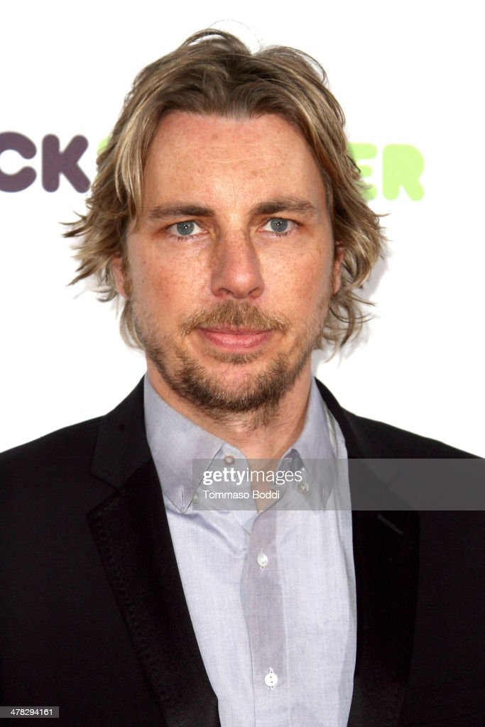 Actor Dax Shepard attends the 'Veronica Mars' Los Angeles premiere held at the TCL Chinese Theatre on March 12 2014 in Hollywood California
