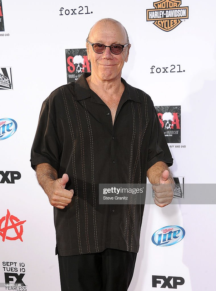 Actor Dayton Callie attends the Season 6 premiere screening of FX's 'Sons Of Anarchy' at Dolby Theatre on September 7, 2013 in Hollywood, California.