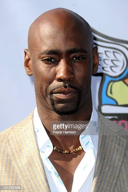 Actor DB Woodside arrives at the 2011 VH1 Do Something Awards at the Hollywood Palladium on August 14 2011 in Hollywood California