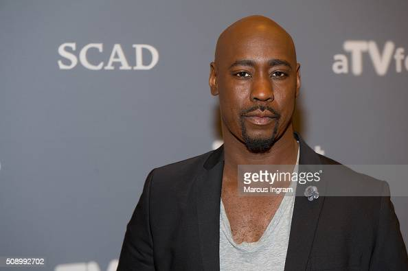 actor DB Woodside attends SCAD aTVfest 2016 Day 4 at the Four Seasons Atlanta Hotel on February 7 2016 in Atlanta Georgia