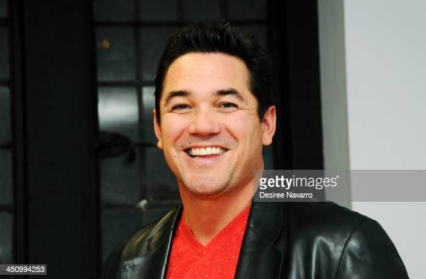 Actor Dean Cain attends 'Defending Santa' photo call benefiting National Coalition of the Homeless at St Bartholomew's Church on November 20 2013 in...