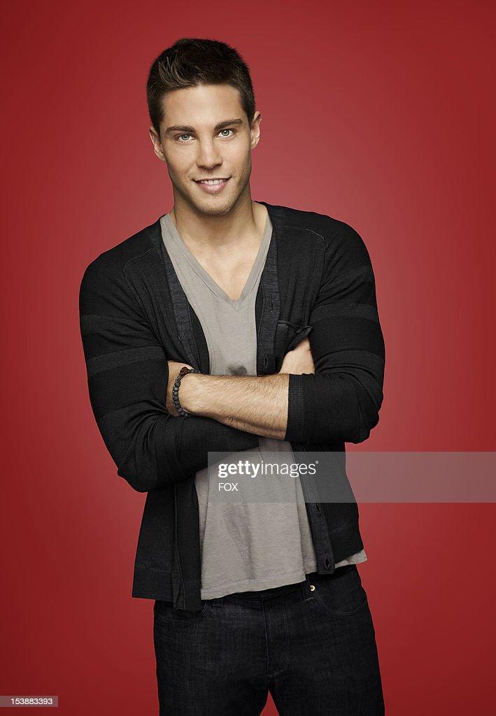 Actor Dean Geyer as 'Brody' on Season Four of GLEE airing on Thursdays on FOX