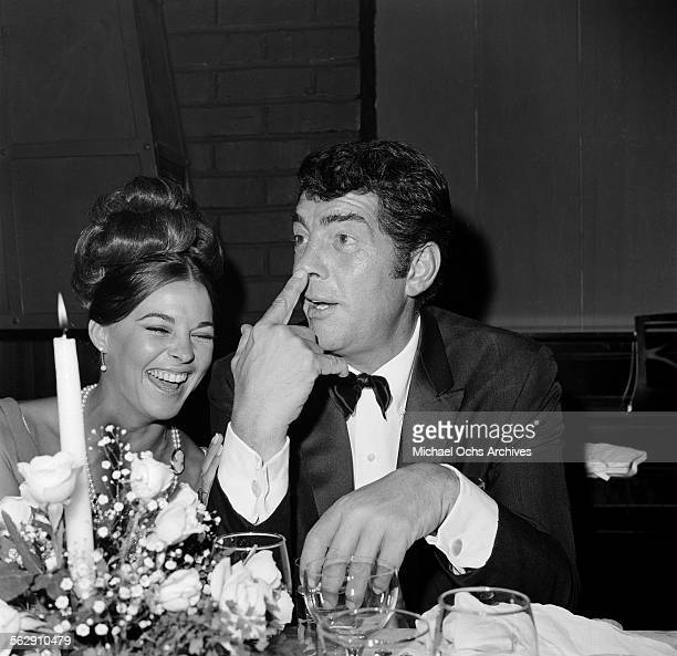 Actor Dean Martin attends an event in Los Angeles California