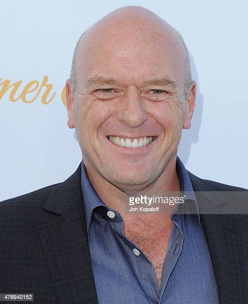 Actor Dean Norris arrives at CBS Television Studios 3rd Annual Summer Soiree Party at The London Hotel on May 18 2015 in West Hollywood California