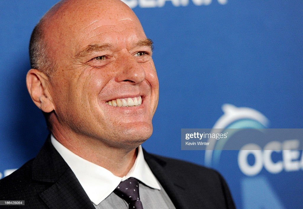 Actor <a gi-track='captionPersonalityLinkClicked' href=/galleries/search?phrase=Dean+Norris&family=editorial&specificpeople=4195761 ng-click='$event.stopPropagation()'>Dean Norris</a> arrives at the Oceana Partners Award Gala at the Beverly Wilshire Hotel on October 30, 2013 in Beverly Hills, California.