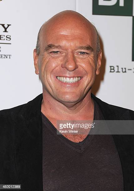 Actor Dean Norris arrives at the screening of 'No Half Measures Creating The Final Season Of Breaking Bad' DVD Launch at Pacific Theatres at the...